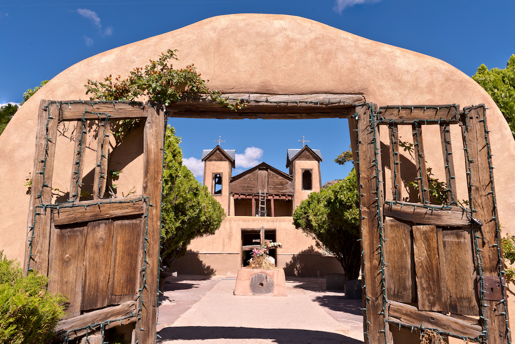 The Holy City of Chimayo
