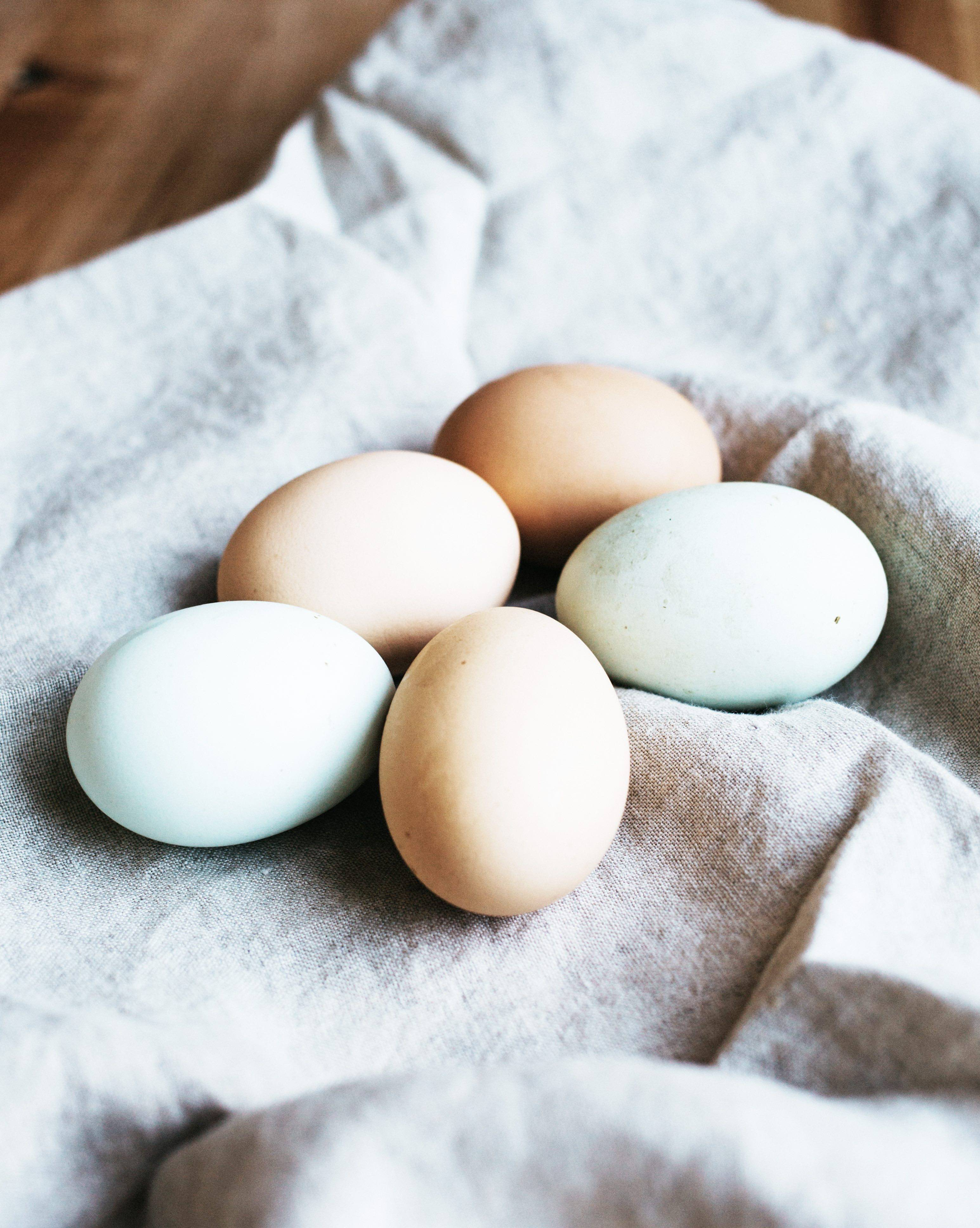 LightWorkers All-Natural Dye Easter Eggs.