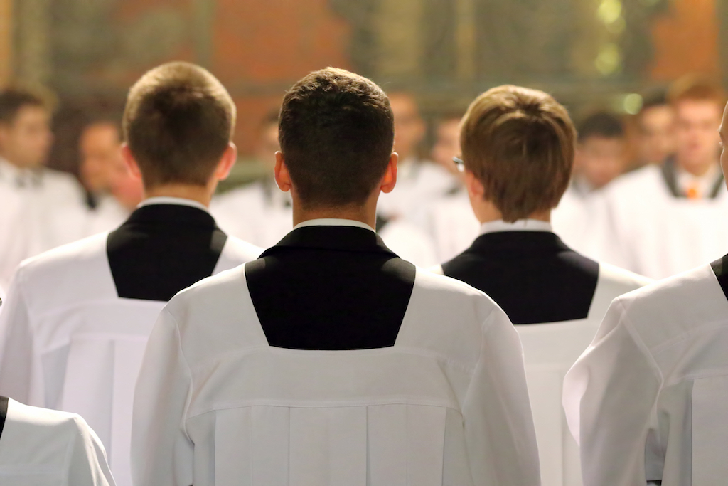 Young-Catholic-Priests