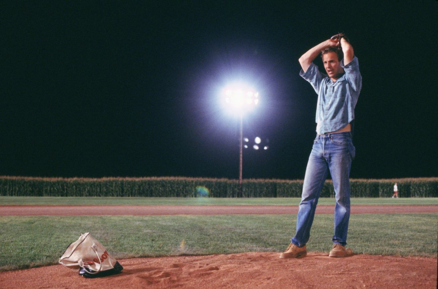 LightWorkers feel-good movies—Field of Dreams