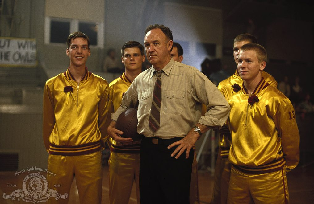 LightWorkers feel-good movies—Hoosiers