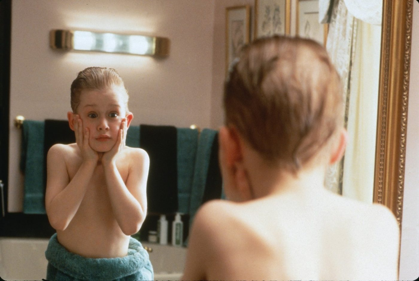 LightWorkers feel-good movies—Home Alone