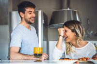 LightWorkers Tell Your Wife Every Day Couple Laughing