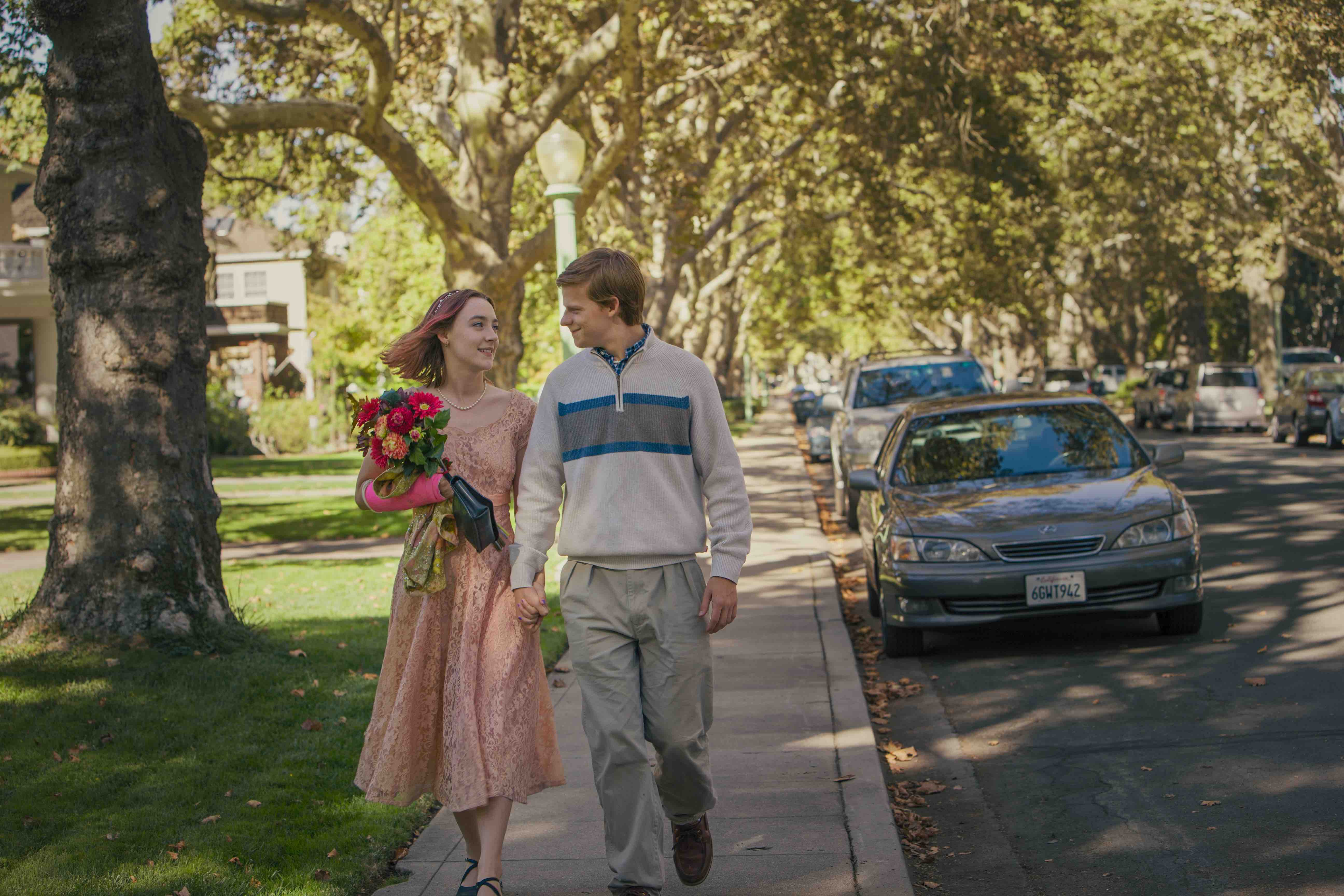 "LightWorkers ""Lady Bird"" A Coming-of-Age Story That Will Remind You to Call Your Mom More."