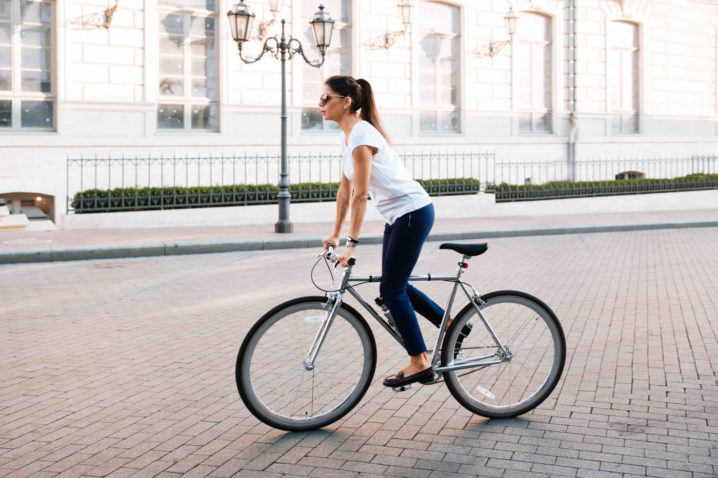 Girl-biking.