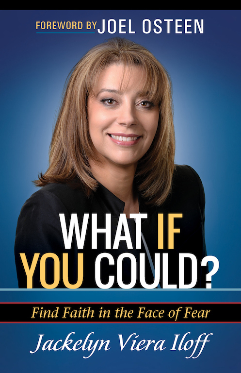 LightWorkers 'What If You Could?'—Jackelyn Viera Iloff Book Will Embolden Your Faith.