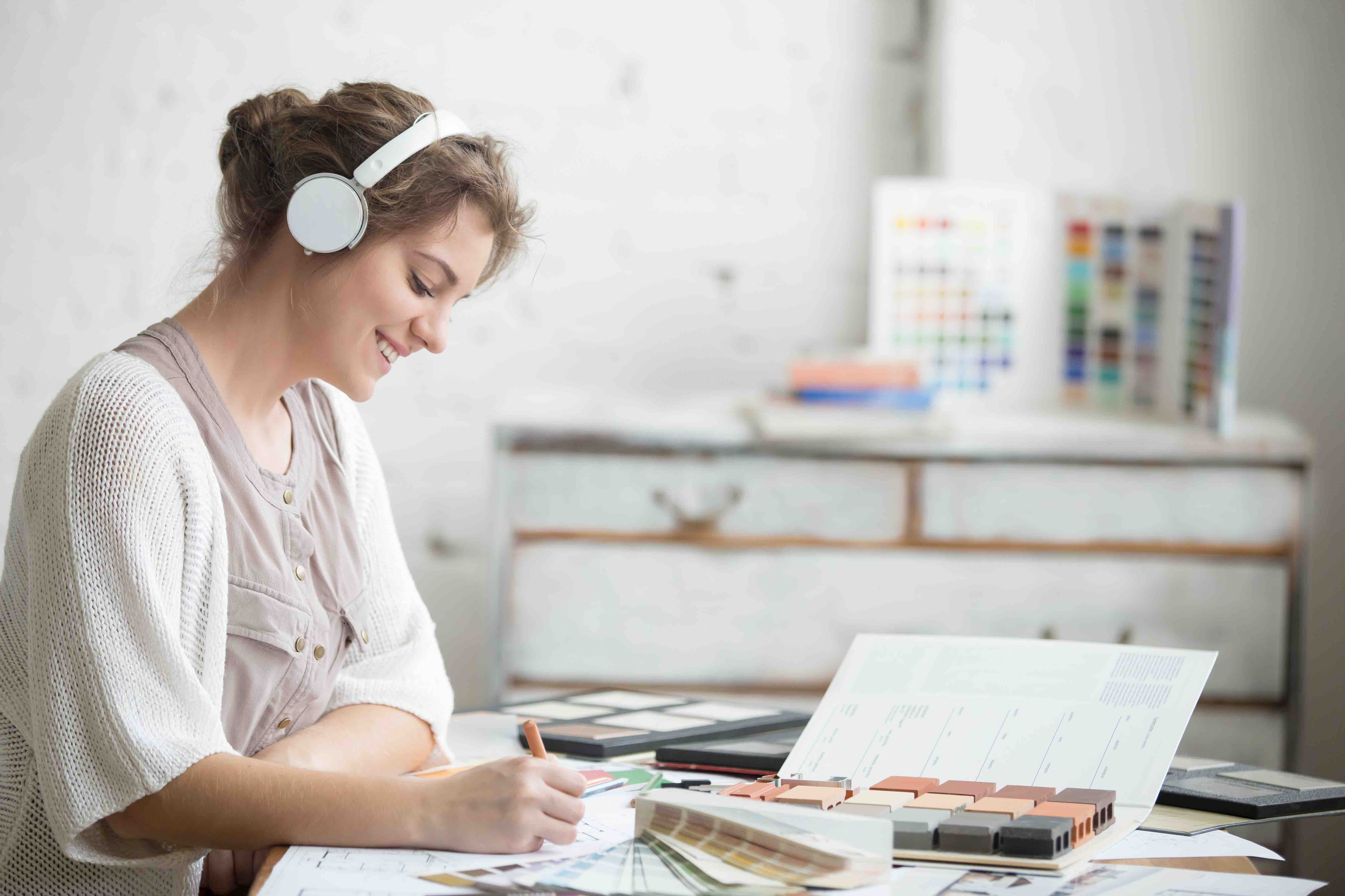 LightWorkers Does Music Boost Creativity? Start with These Music Suggestions to Find Out.