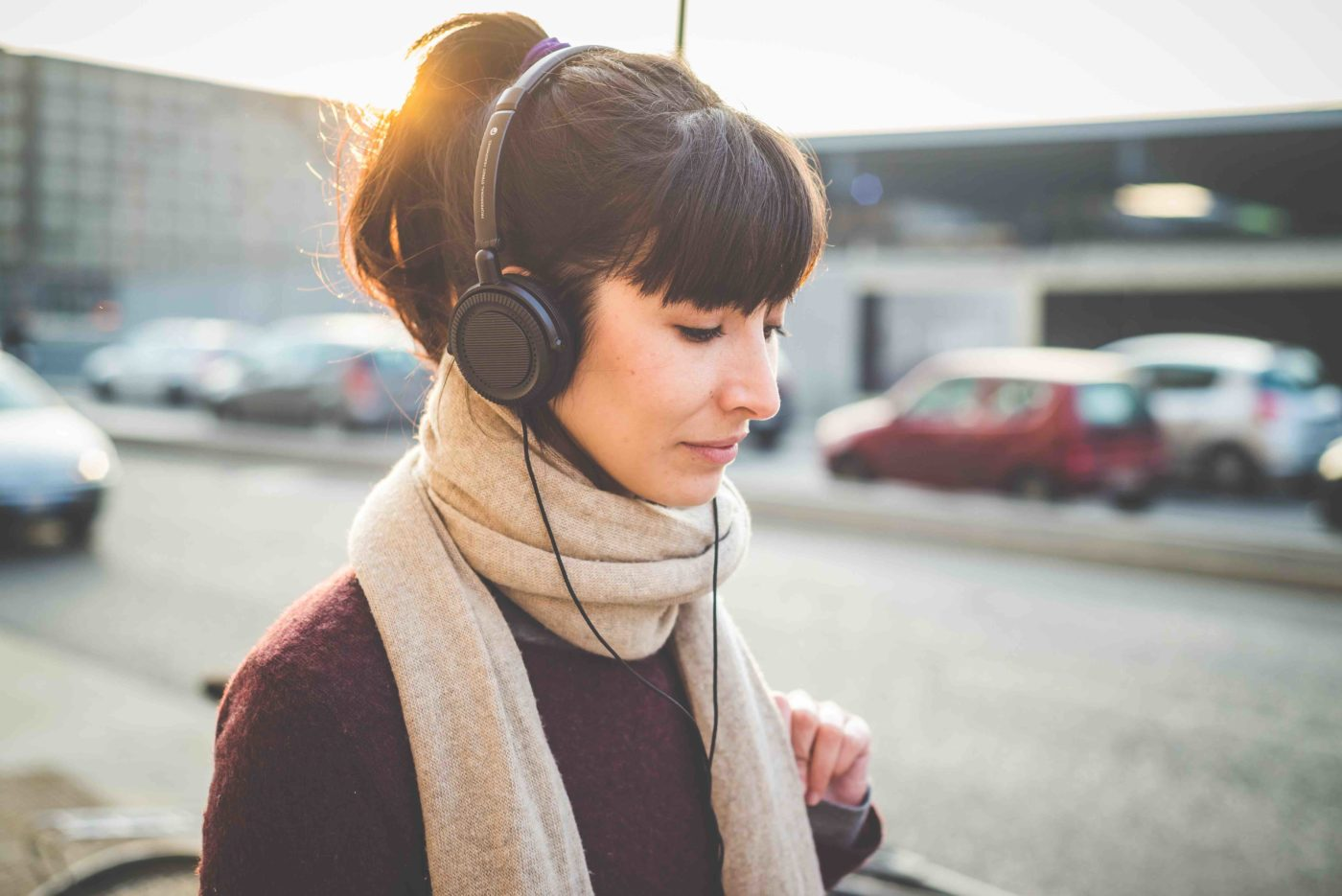LightWorkers Listening to Podcasts Can Help You Love Like Jesus.