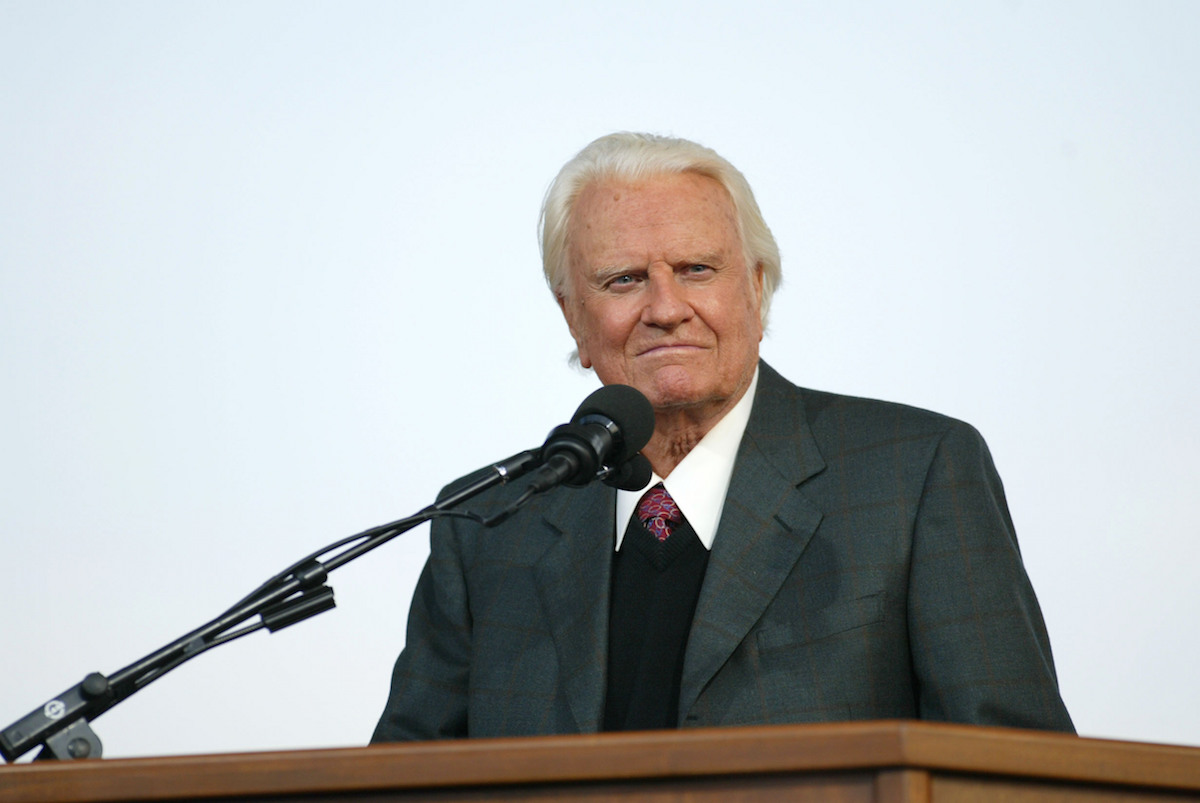 Billy Graham LightWorkers