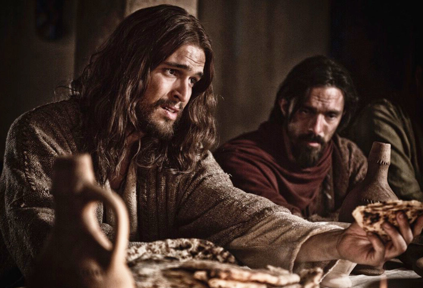 Episode 5 of 'The Bible: Son of God' Podcast: 'Betrayal' LightWorkers