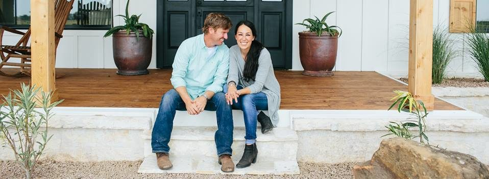 Lightworkers The Tweet That Caused 'Fixer Upper' Stars Chip and Joanna Gaines to End Their Hit Reality TV Show
