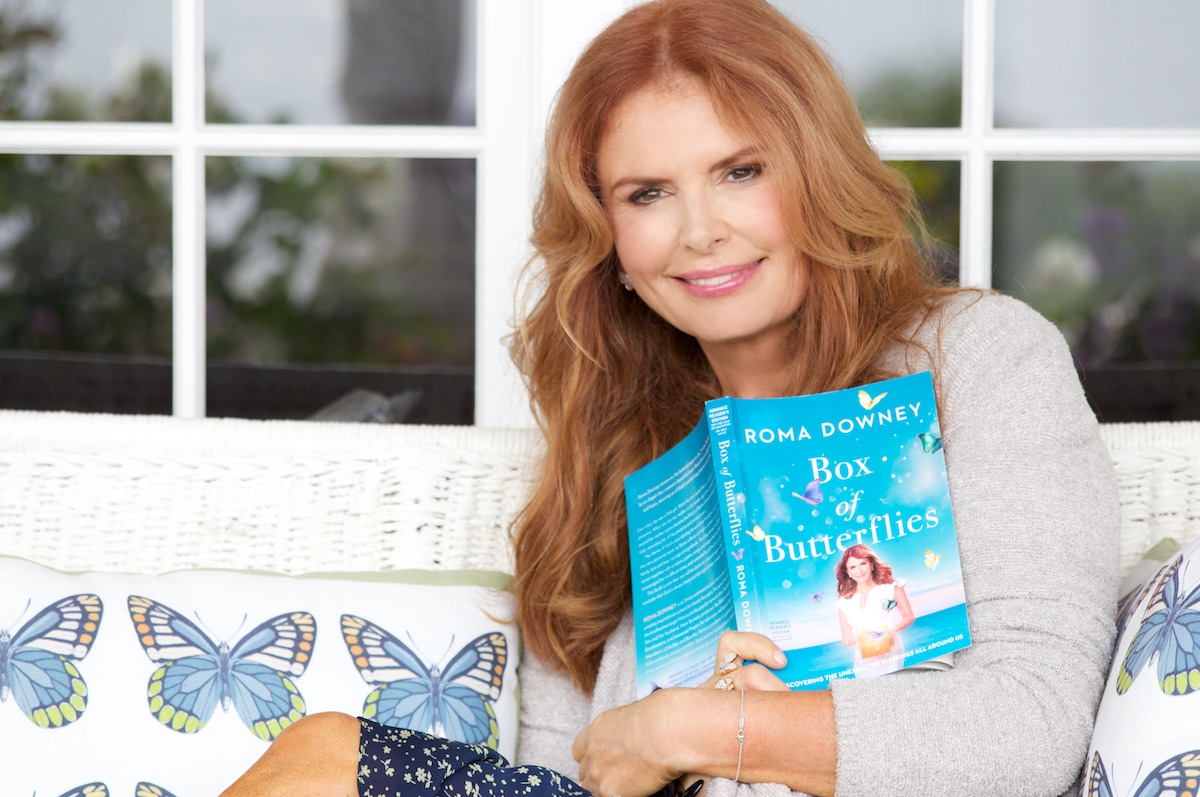 Roma Downey Box of Butterflies LightWorkers