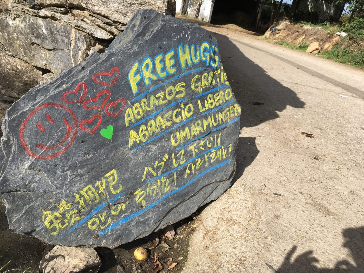 What the Way of the Camino De Santiago Can Teach About Happiness