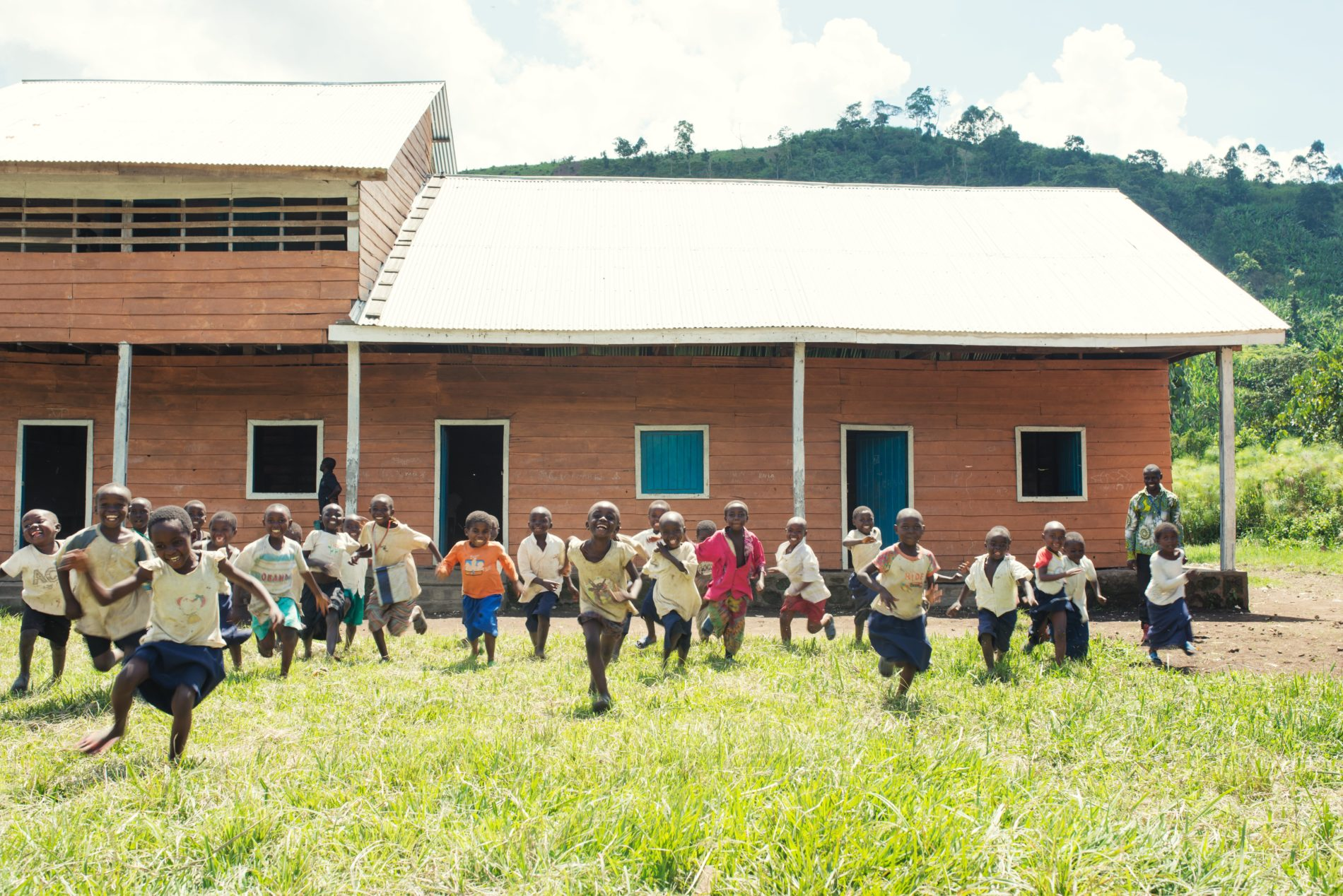 Justice Rising in Congo: Two People Changing a Nation
