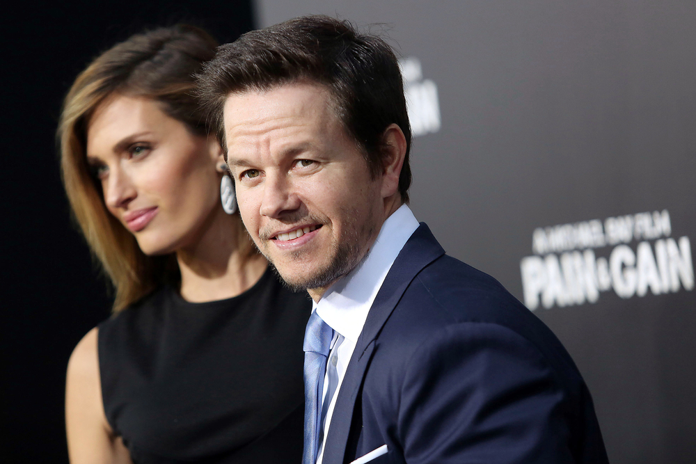 Mark Wahlberg Spends Time with God Daily