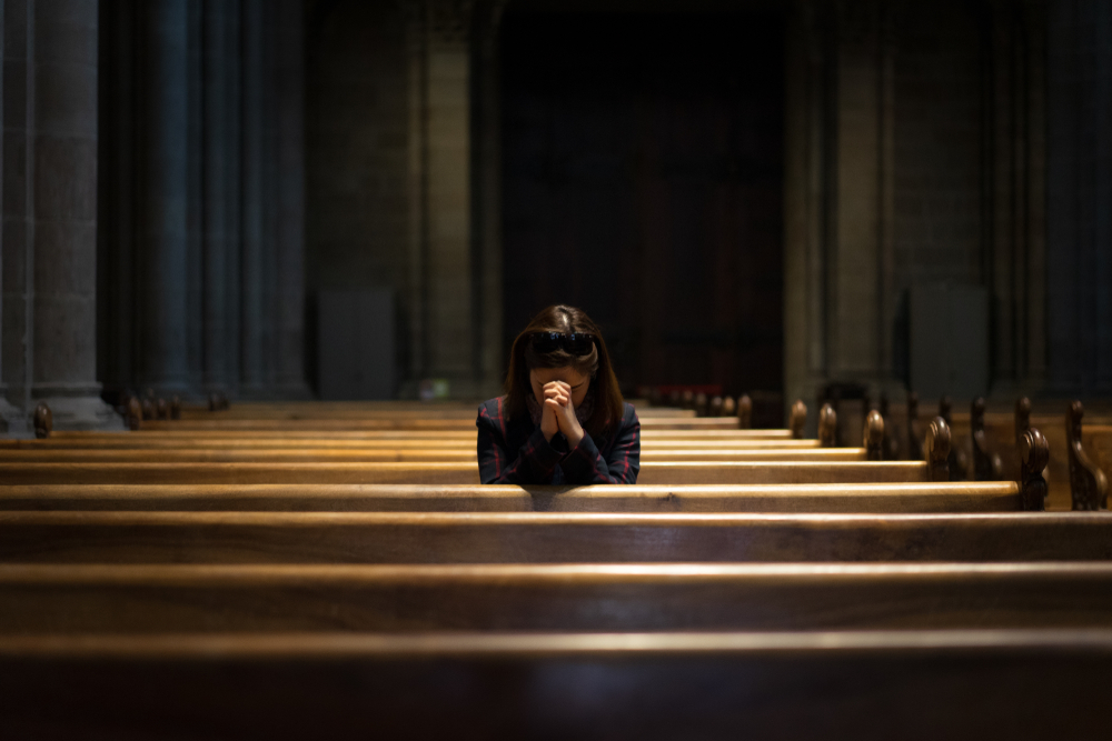 Church, Sexual Abuse and How I Found God Again