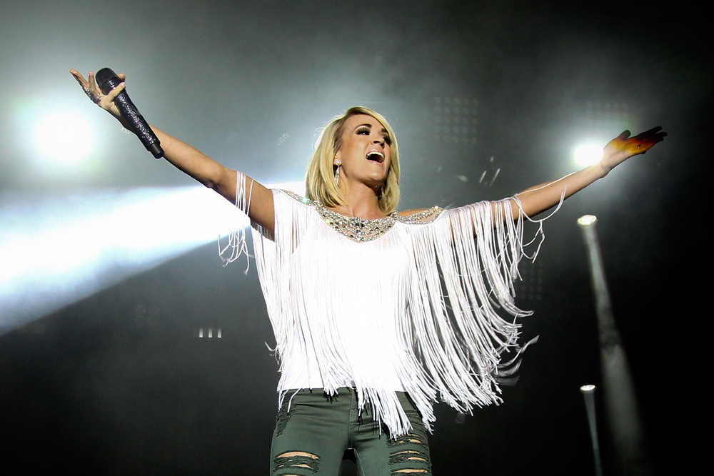 Carrie Underwood LightWorkers