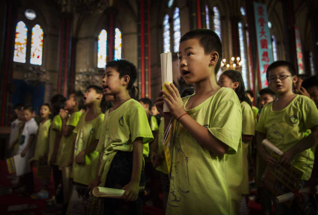 Underground Pastor Takes on Chinese Government