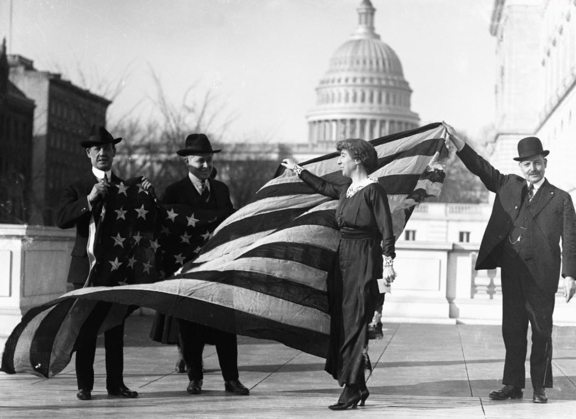 Record Number of Women Headed to Congress: Jeanette Rankin Made It All Possible