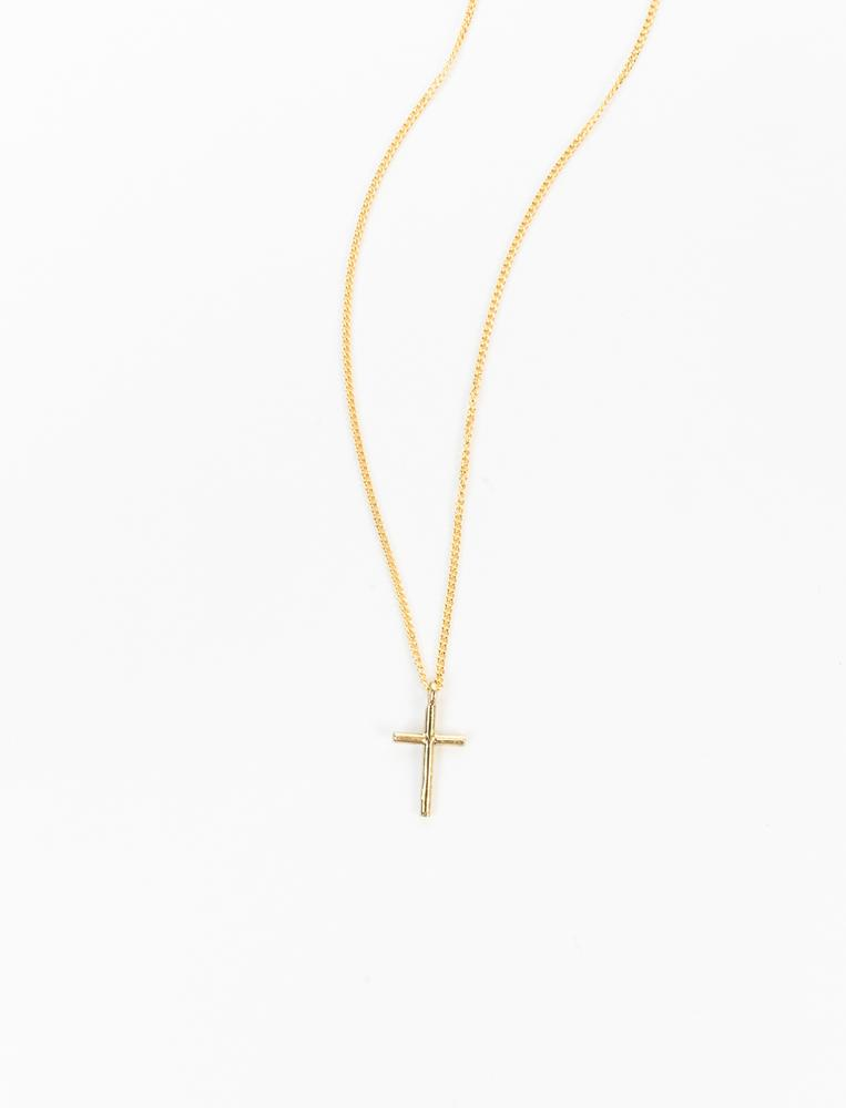 31-Bits Cross Necklaces to Gift That Also Give Back