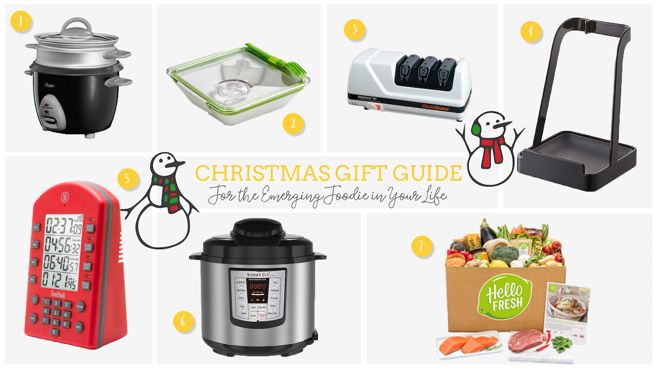 Gifts for the Emerging Foodie in Your Life