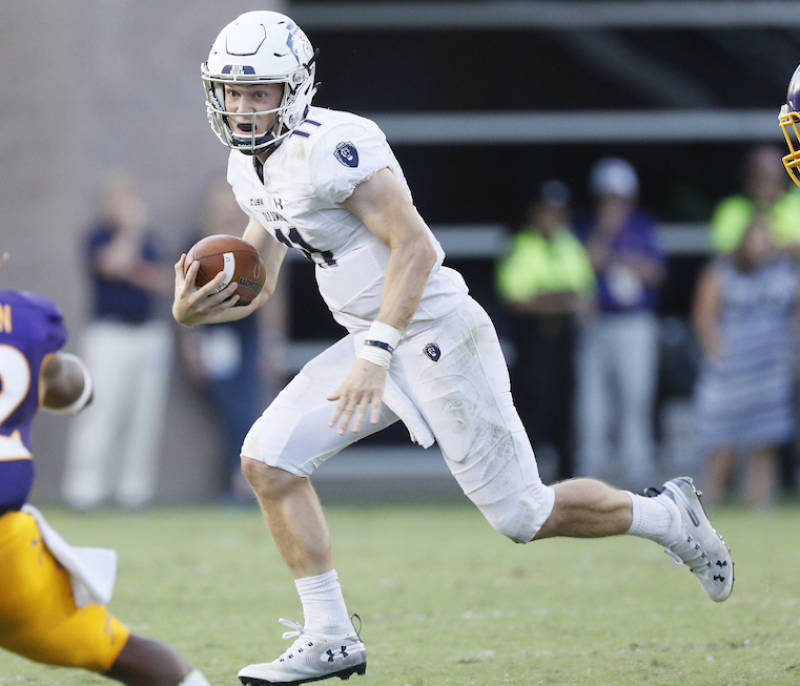Old Dominion QB Blake LaRussa Announces He Is Leaving Football to Enter Full-Time Ministry