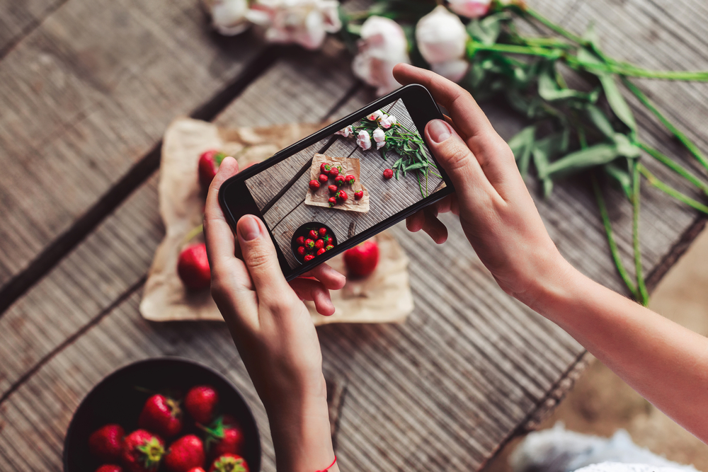 Did You Know Instagram Influences What You Eat?