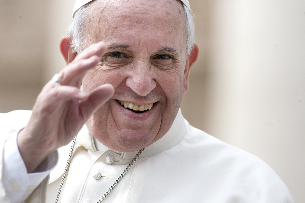 Pope Francis Says Better to Be an Atheist Than a Hypocritical Christian