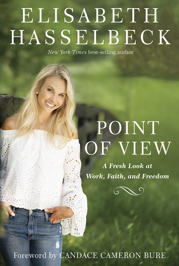 What God Taught Me on Survivor': Elisabeth Hasselbeck's New Book 'Point of View'