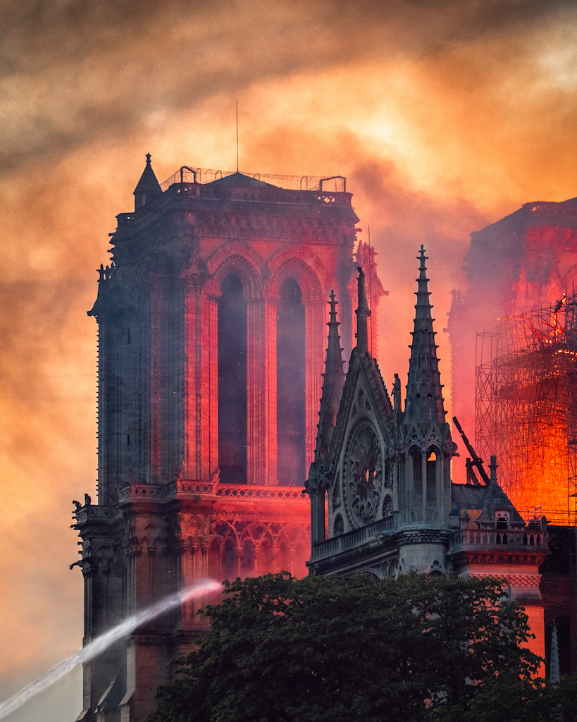 9 Bible Verses to Find Hope Amidst the Ashes of the Notre Dame Disaster
