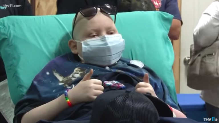 10-Year-Old Granted Dying Wish to Attend Church One Last Time