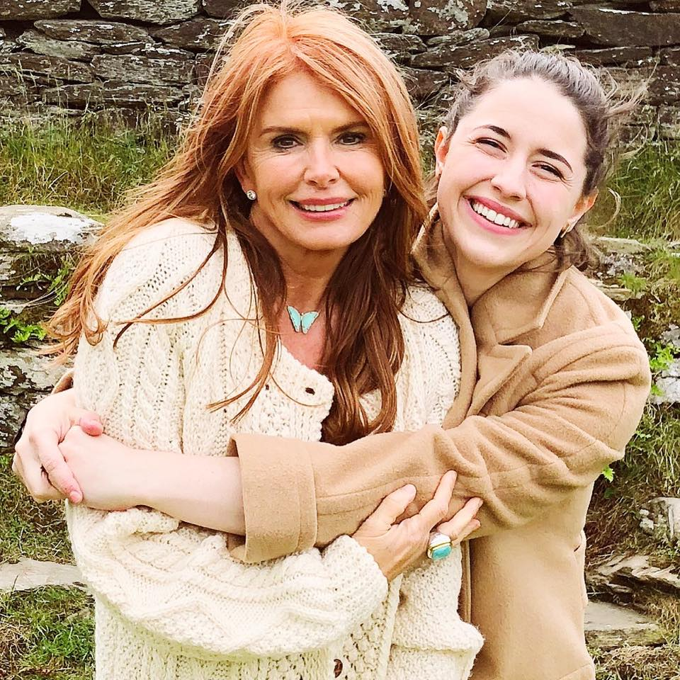 'I Wish Heaven Had Visiting Hours': A Mother's Day Letter from Roma Downey