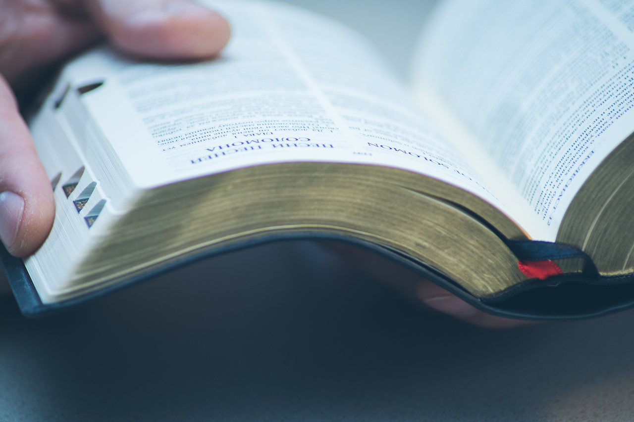 "7 Ways to Read the Bible When You're Not ""Feeling It"""