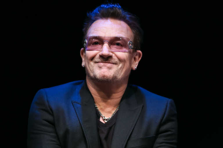 Bono Discusses the Bible During Today Show Interview, Prefers This Version for His Kids