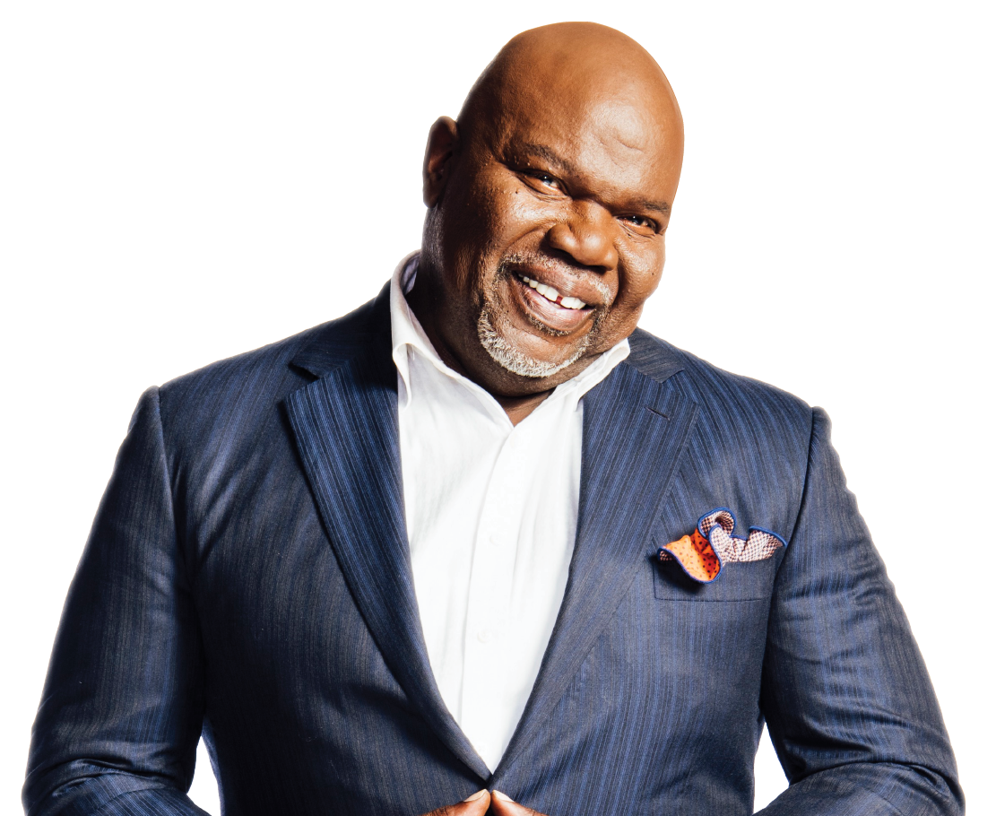 TD Jakes, AT&T CEO Team up to Give Offenders Jobs, Chance at