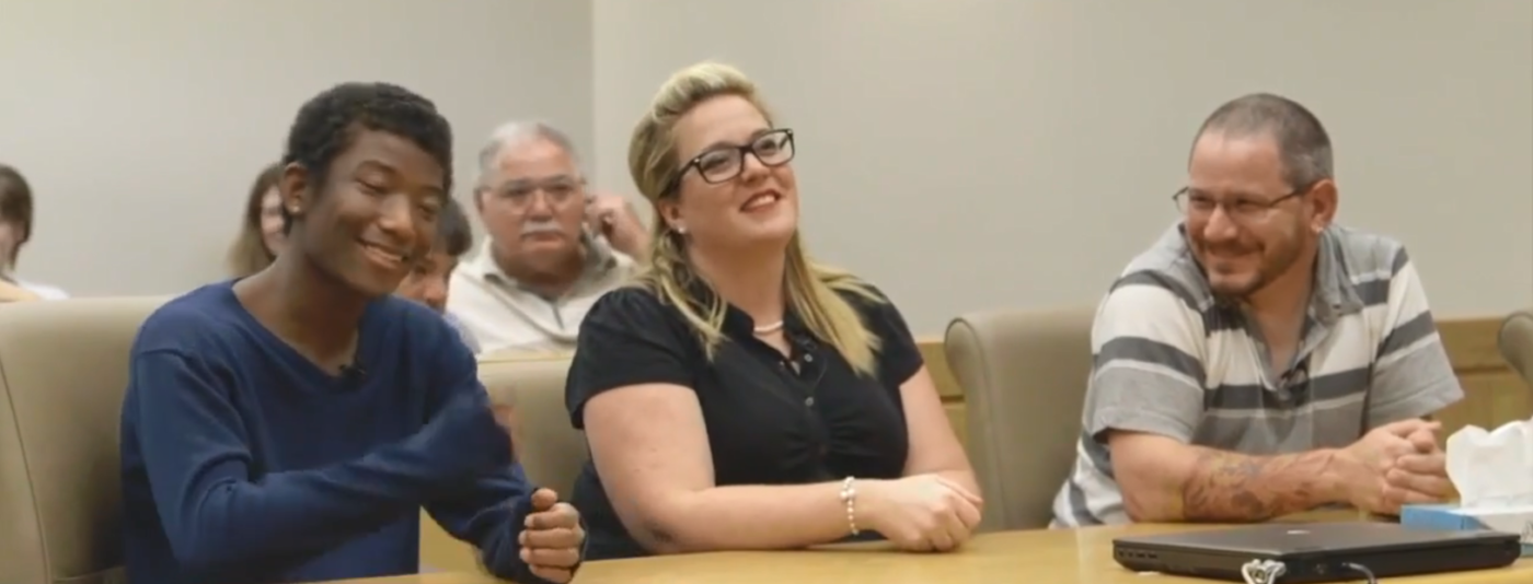 17-Year-Old Deaf Teenager Who Only Ever Wanted a Mom Is Finally Adopted!