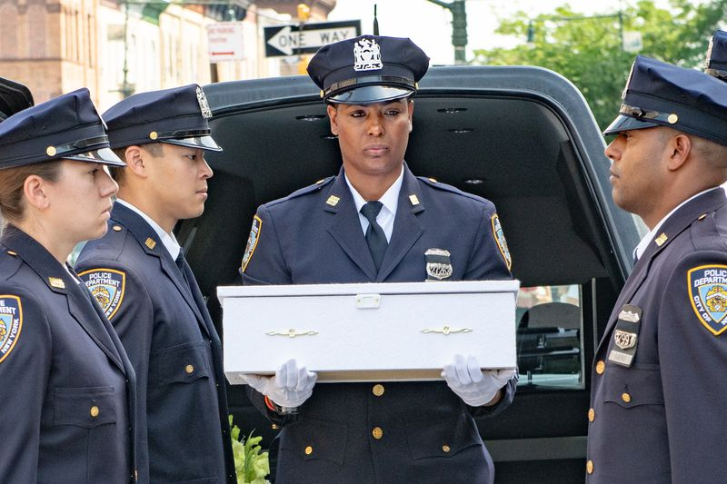 NYPD Gives Fetus Discarded on Brooklyn Street Proper Funeral, Burial