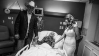 Couple Weds in Hospital Room for 100-Year-Old Grandma