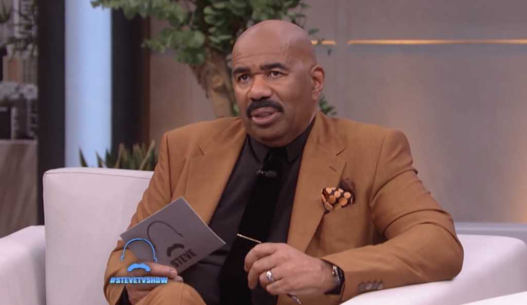 'Almighty God Has a Plan for You': Steve Harvey Pays College Tuition for Eight Students