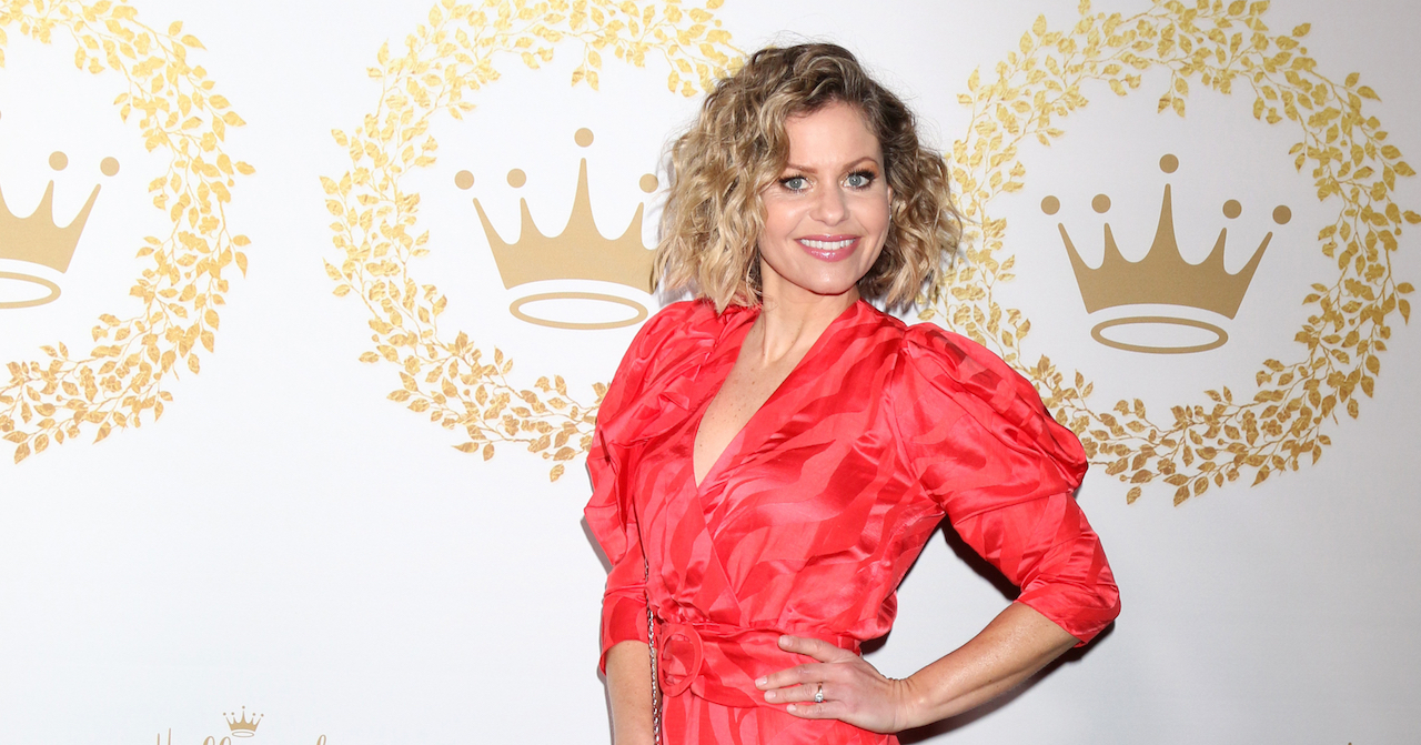Candace Cameron Bure Shares How Bulimia Renewed Her Relationship with Jesus