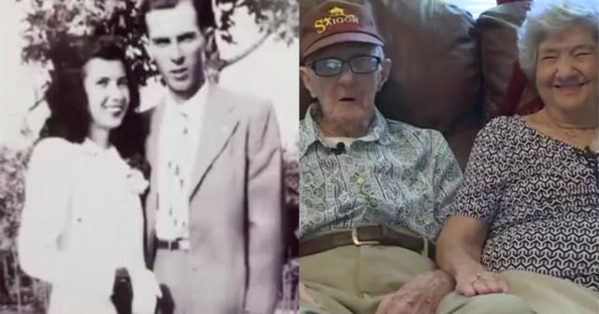 'They Couldn't Live Without Eachother': Husband and Wife Die on Same Day After 71 Years of Marriage