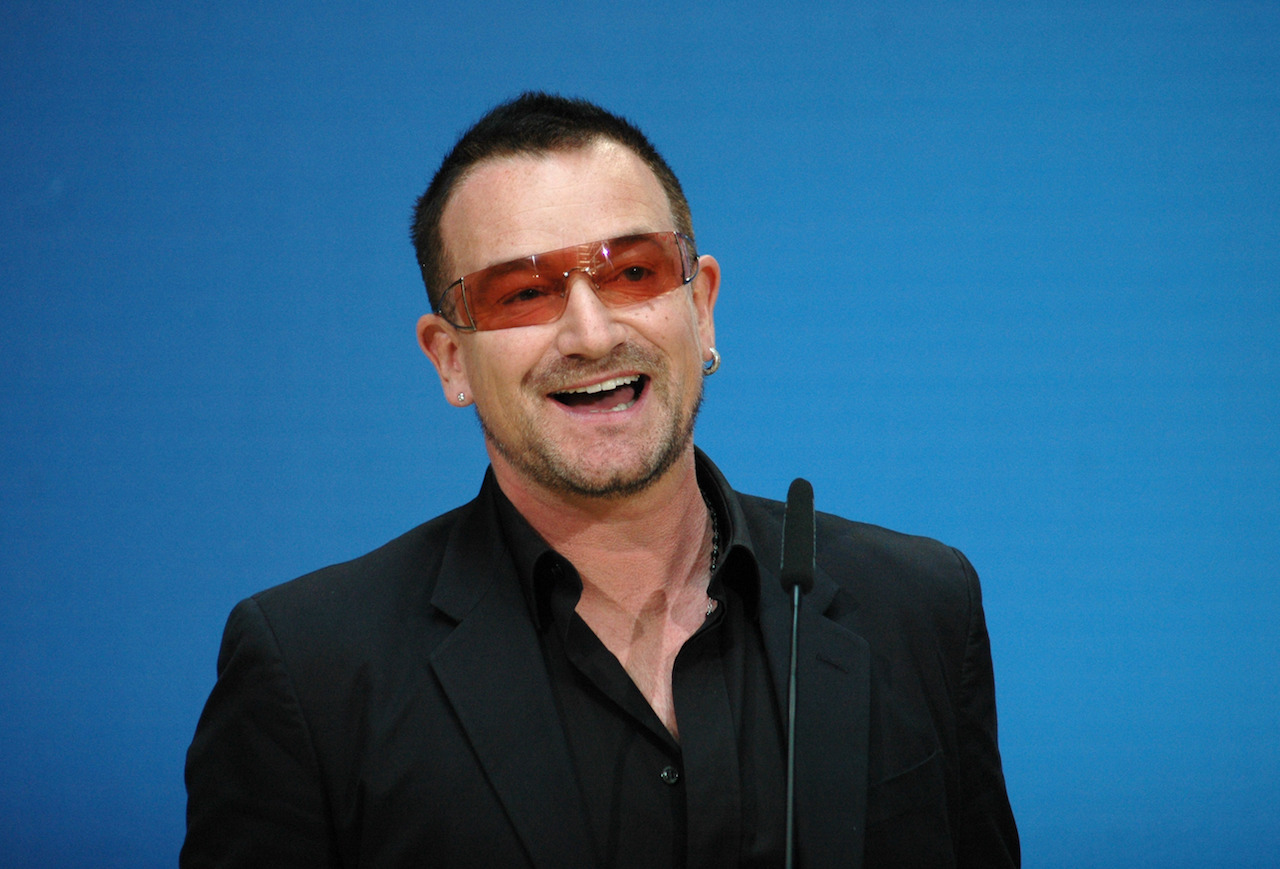 How Bono's Childhood Neighbor, a Famous Artist, Helped Him Find Faith in Jesus