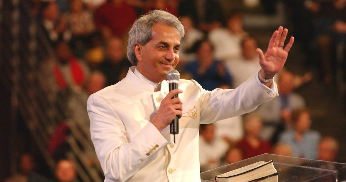 'I'm Correcting My Own Theology': Benny Hinn Stuns Audience with Apparent Rebuke of His past Teachings