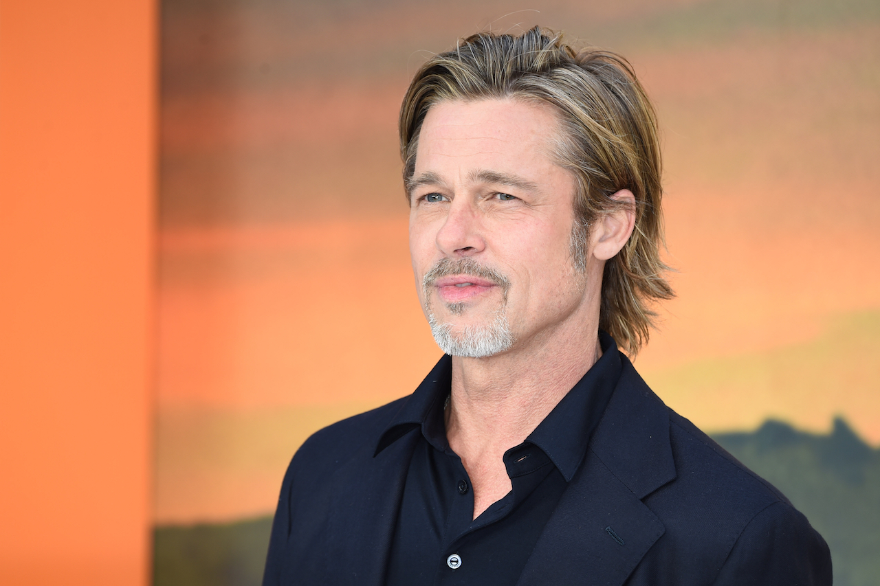 Brad Pitt Is Latest Celebrity to Attend Kanye West's 'Sunday Service'