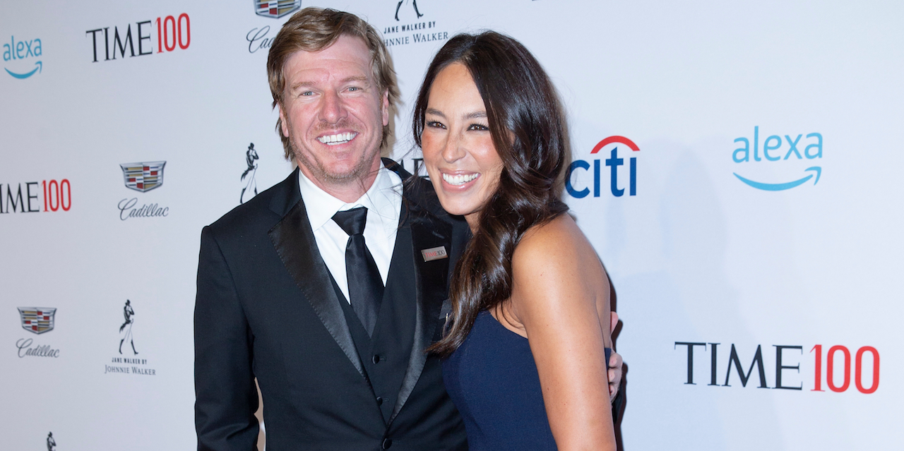 Chip and Joanna Gaines Share Relationship Advice and a Rare Glimpse into Life Before Stardom