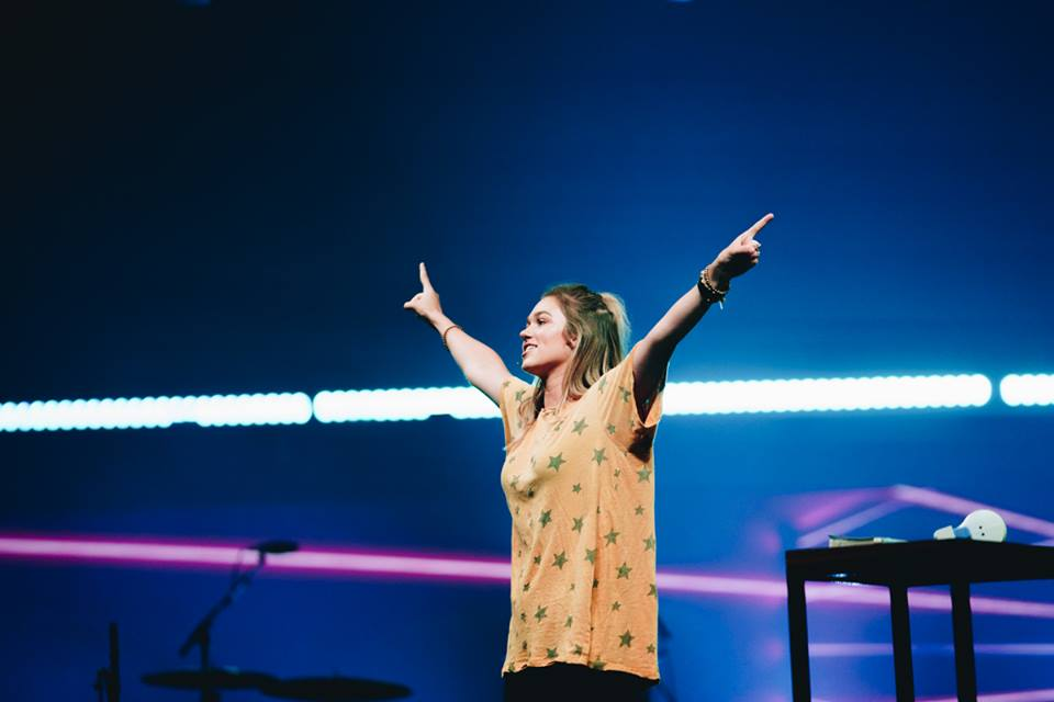 'Find Your Confidence in Christ': Sadie Robertson Encourages Millions of Fans to Ditch Worldly Identity