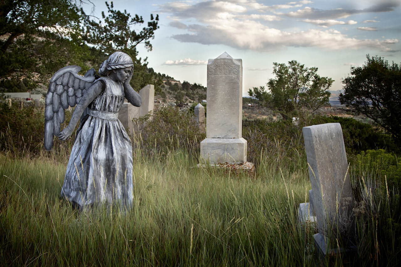 Do Our Deceased Loved Ones Really 'Look down on Us?' Here's What the Bible Says