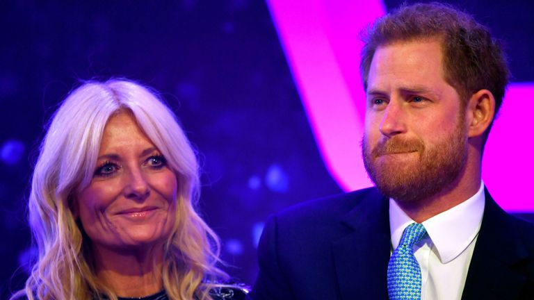 Prince Harry Breaks down at Wellchild Awards as He Recalls Moment During Meghan's Pregnancy