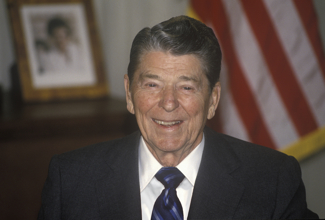 Newly Discovered Letters from President Reagan Reveal His Candid Thoughts on God