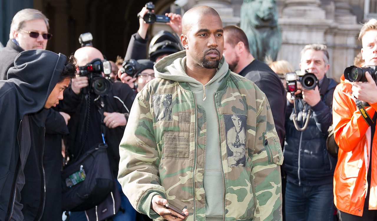 Kanye West's 'Jesus Is King' Album Tops Billboard 200